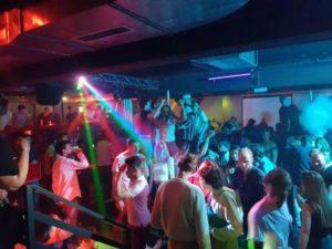 Night club du casino de soulac