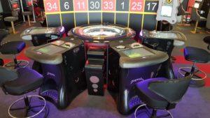 roulette électronique du casino de soulacc