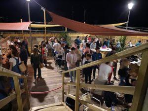 bar de nuit, terrasse, casino soulac