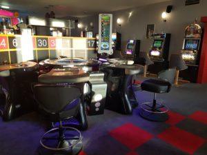 La roulette électronique du casino de soulac