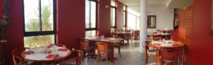 Salle de restaurant du casino
