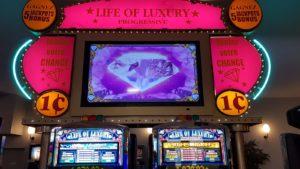 Machine à sous vidéo du casino de soulac